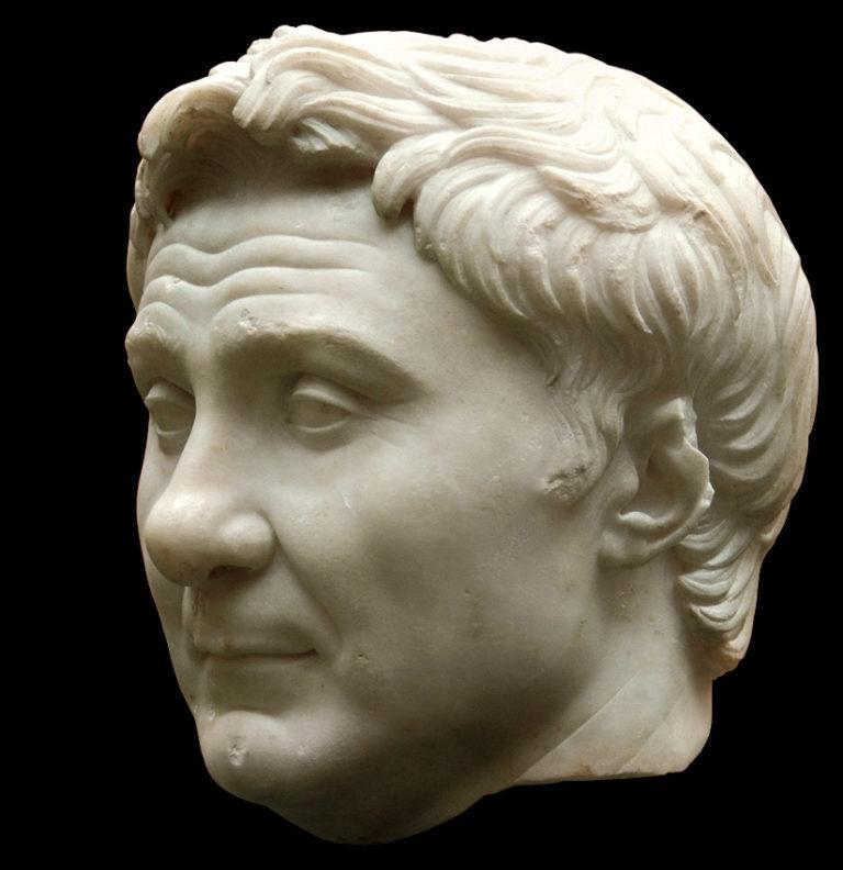Гней Помпей Великий (106 — 48 гг. до н.э.). Нач. I в. н.э.