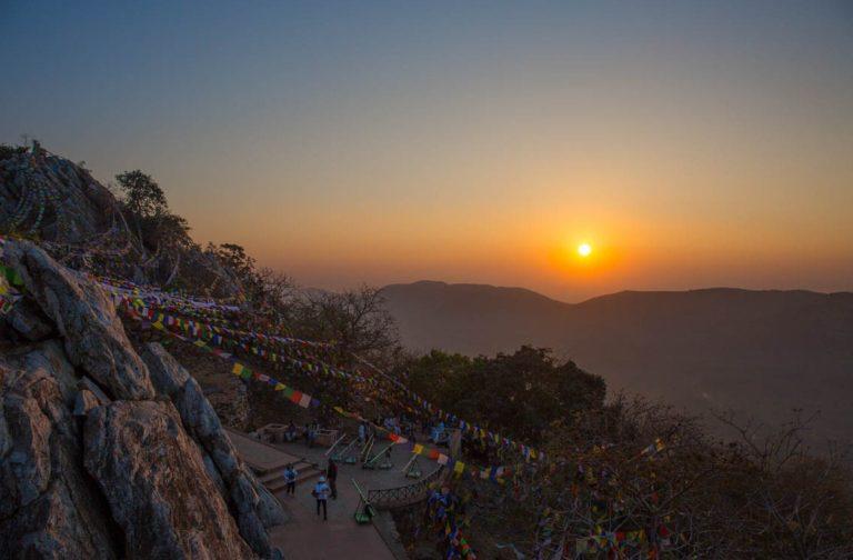 Гридхракута-парвата. Раджгир, Индия
