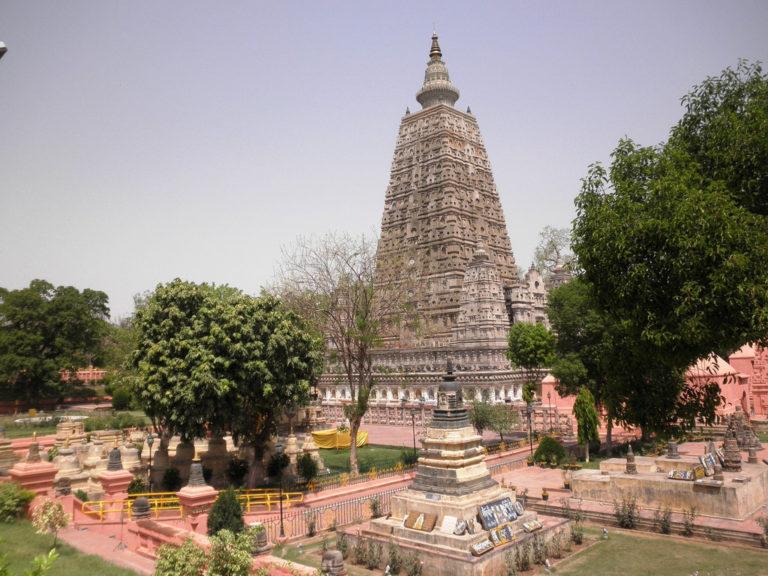 Храм Махабодхи. 260 г. до н.э.