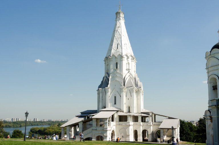 Храм Вознесения в Коломенском. 1533
