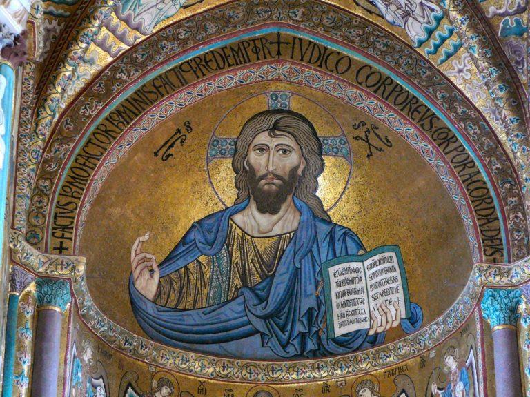 Христос Пантократор. 1145-1148 гг.