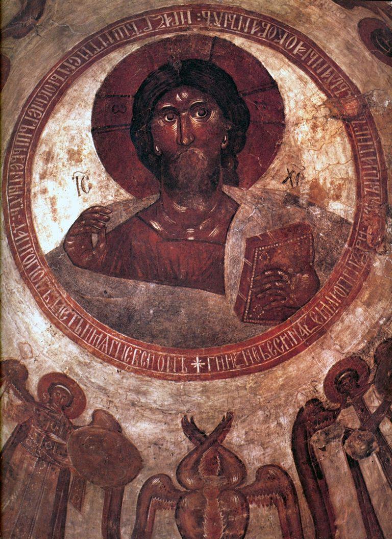 Христос Пантократор. 1378 г.