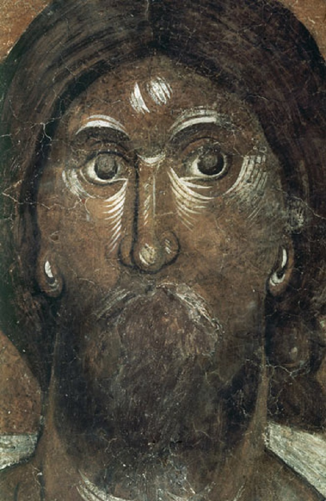 Христос Пантократор. Лик. 1378 г.
