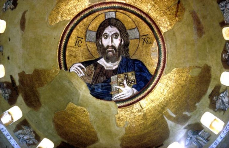 Христос Пантократор. XI в.