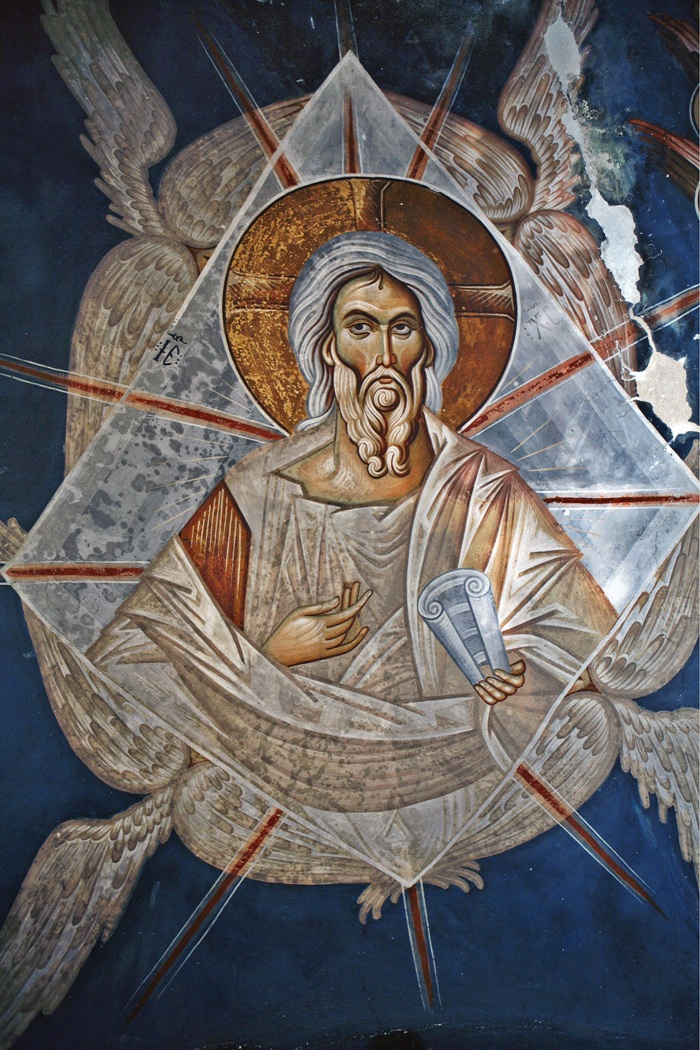 Христос Пантократор. XIV в.
