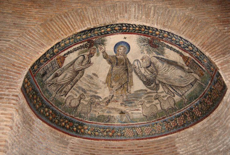 Христос-Правитель мира. 337-351 гг.
