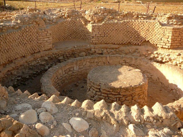 Иерихон. Археологические раскопки