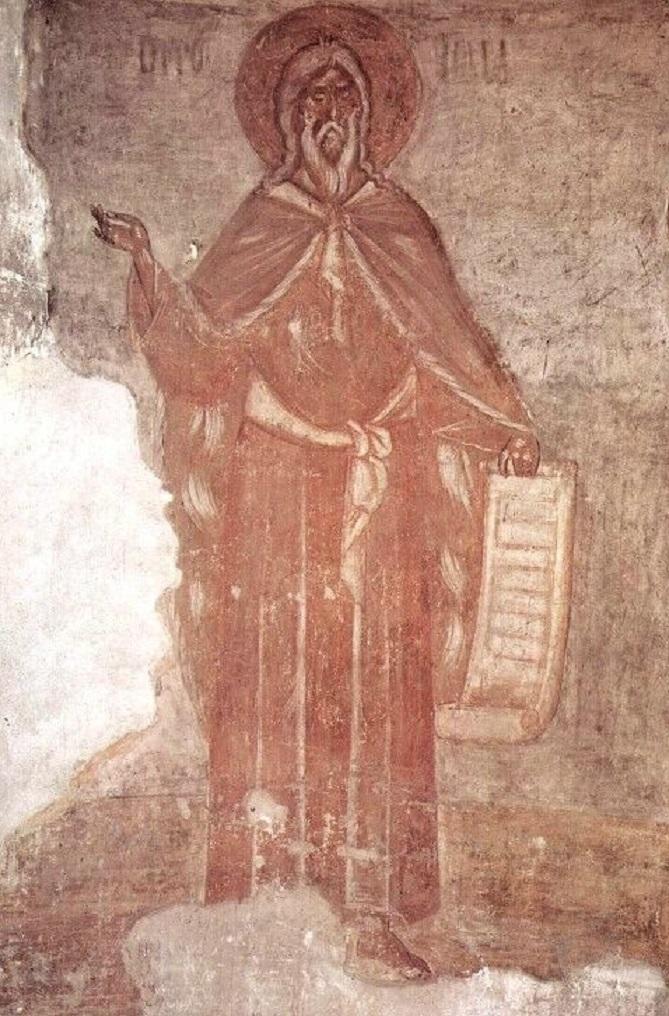 Илья-пророк. 1378 г.