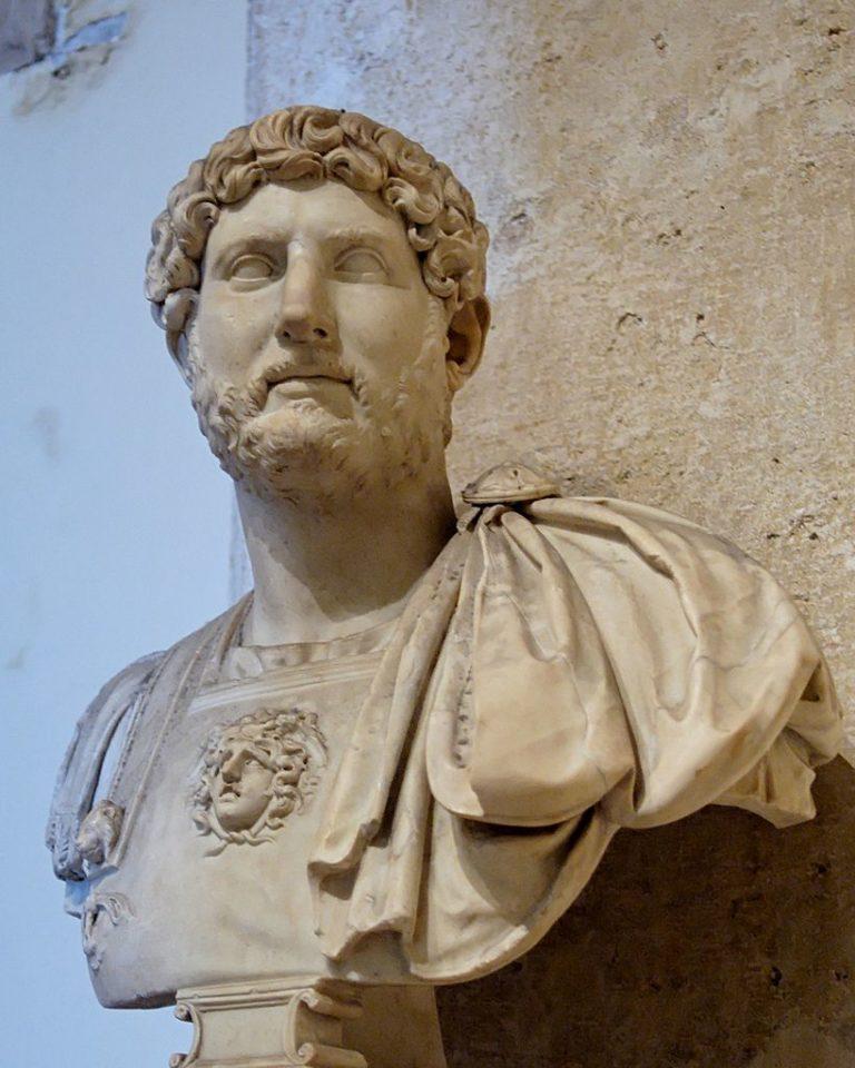 Император Адриан (76 – 138)