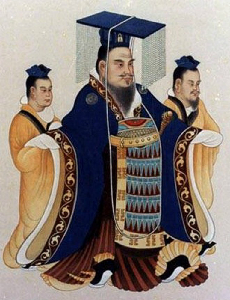 Император У-Ди (156–87 гг. до н.э.)