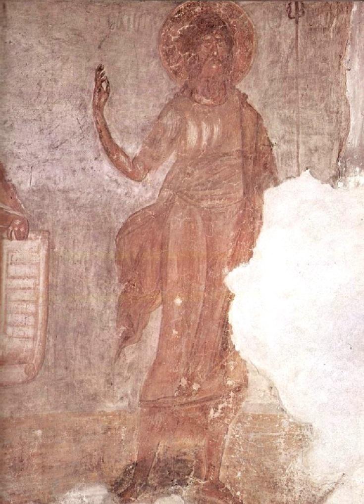 Иоанн Предтеча. 1378 г.