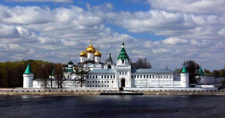 Ипатьевский монасырь, Кострома