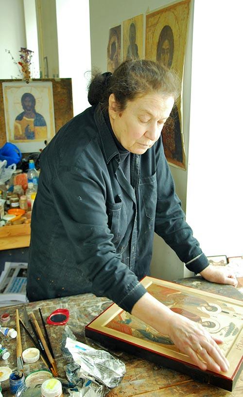 Ирина Павловна Зарон (род. в 1957)