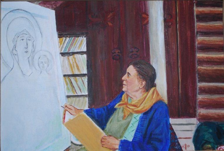 Ирина Васильевна Ватагина (1924–2007)