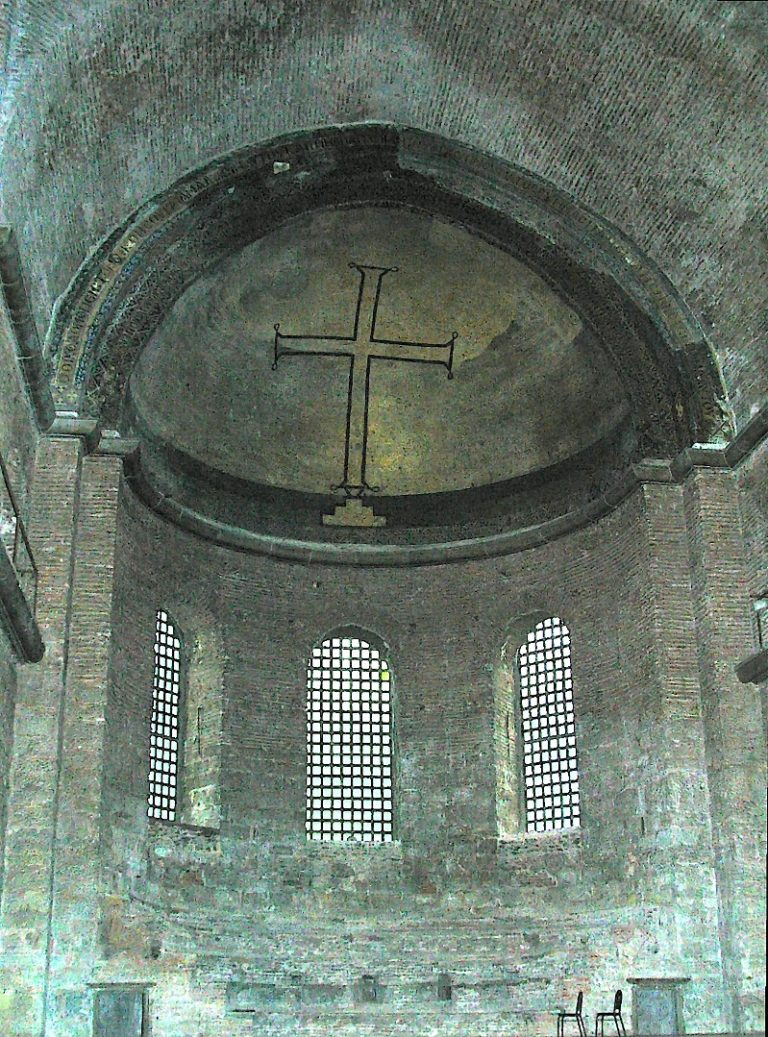 Изображение Креста. Иконоборческий период