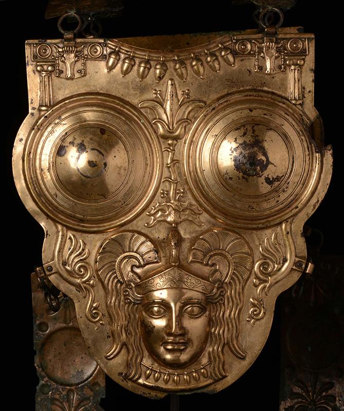 Карфагенские воинские доспехи (кираса). III-II вв. до н.э.