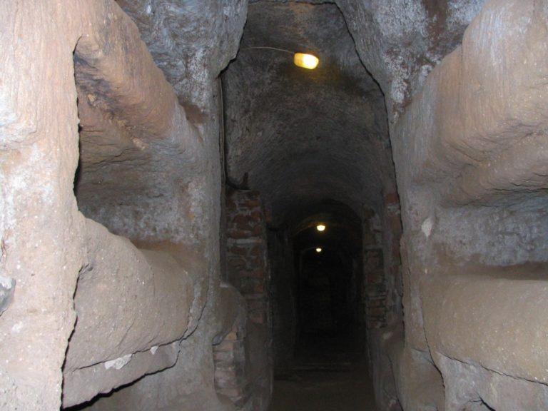 Катакомбы св. Каллиста, Рим