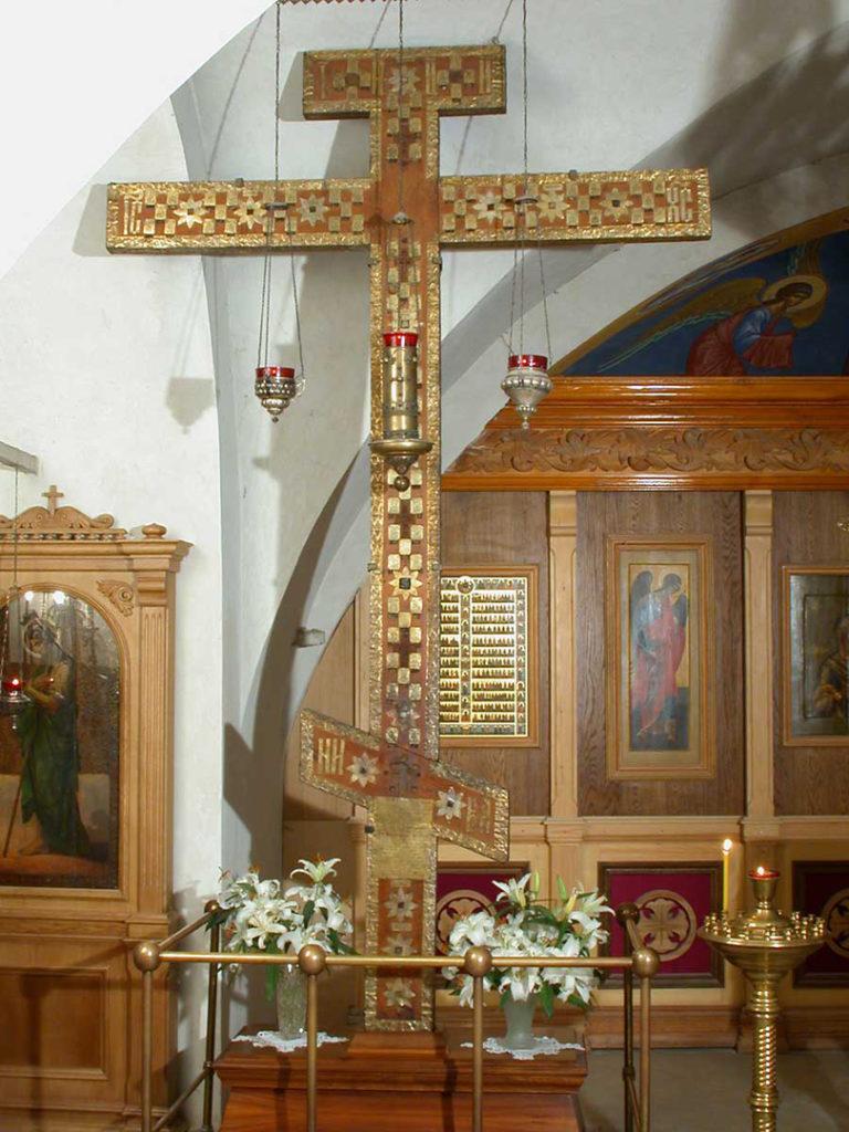 Кийский крест. 1656