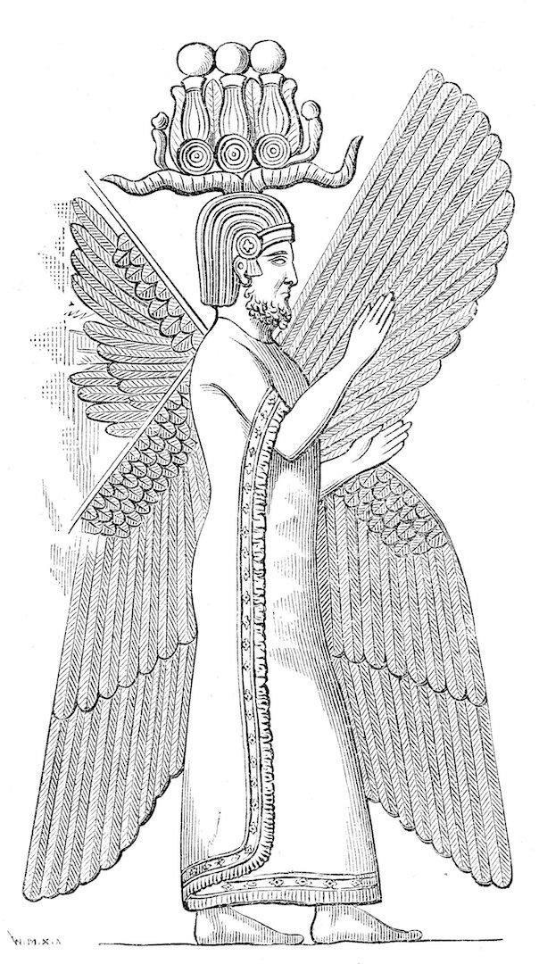 Кир II Великий (древнеперс. Kuruš; 559—530 гг. до н.э.)