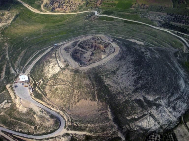 Крепость Иродион. I в. до н.э.