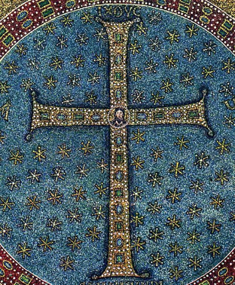 Крест-Преображение. VI в.