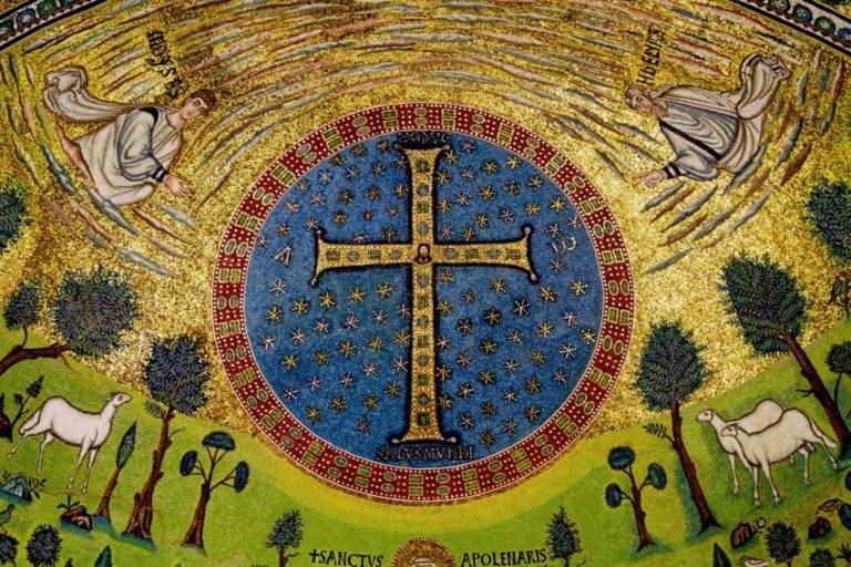 Крест-Преображение