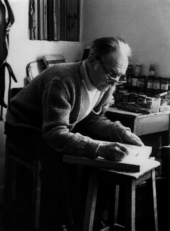 Леонид Александрович Успенский (1902-1987)