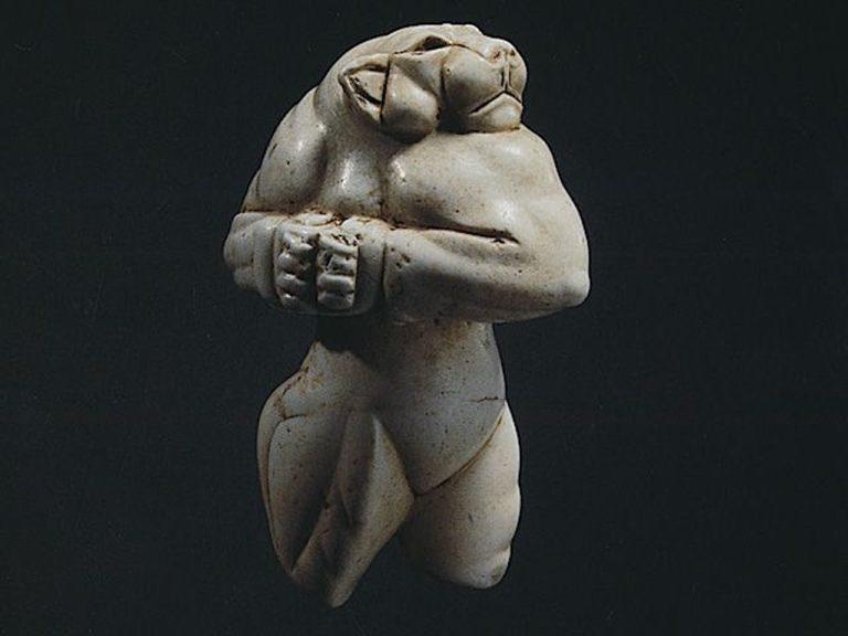 Львица Гуэннола. Ок. 3000-2800 до н.э.
