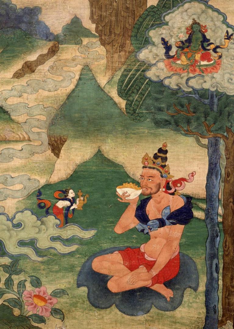 Махасиддха Наропа