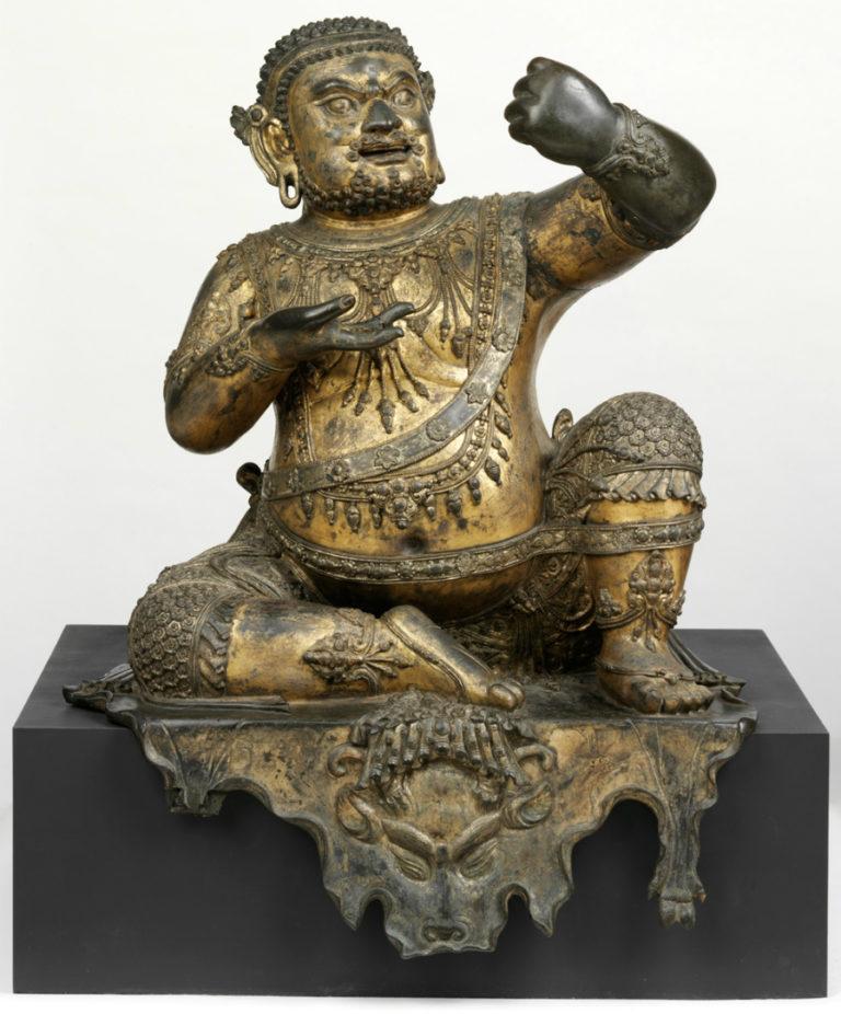 Махасиддха Вирупа. Тибет, XV в.