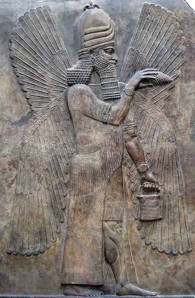 Мардук. Ок. 815 г. до н.э.