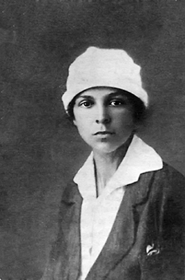 Мария Николаевна Соколова (1899 — 1981)