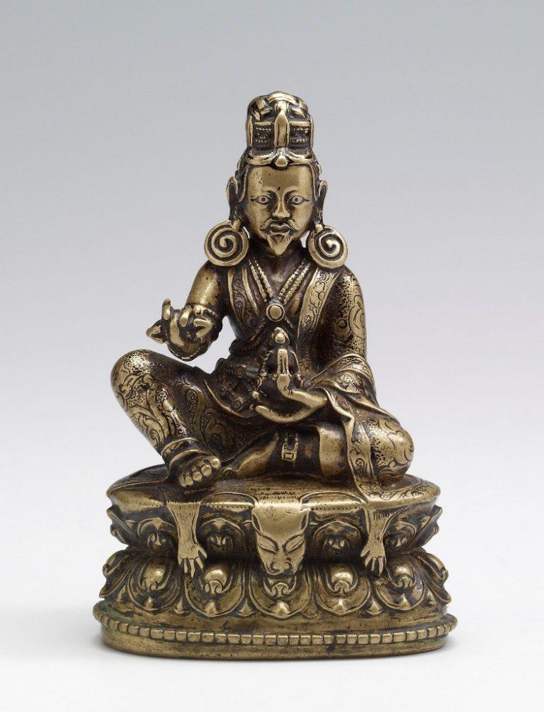 Мастер аскезы. Тибет, XVI в.