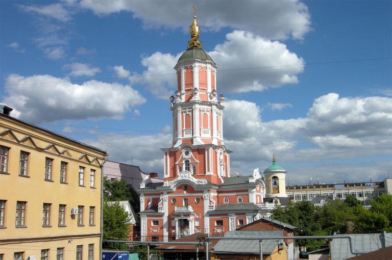 Меншикова башня. 1797