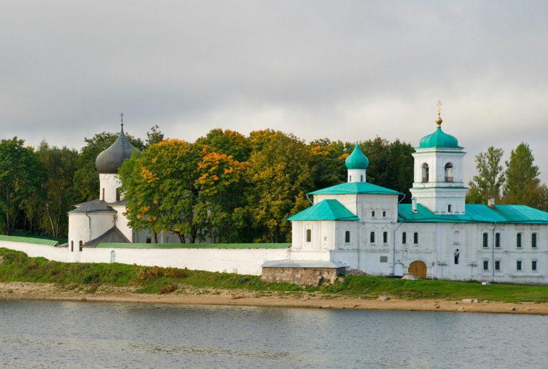 Мирожский монастырь. Псков