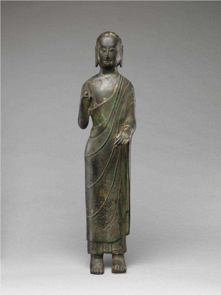 Монах. Китай, конец VI в.