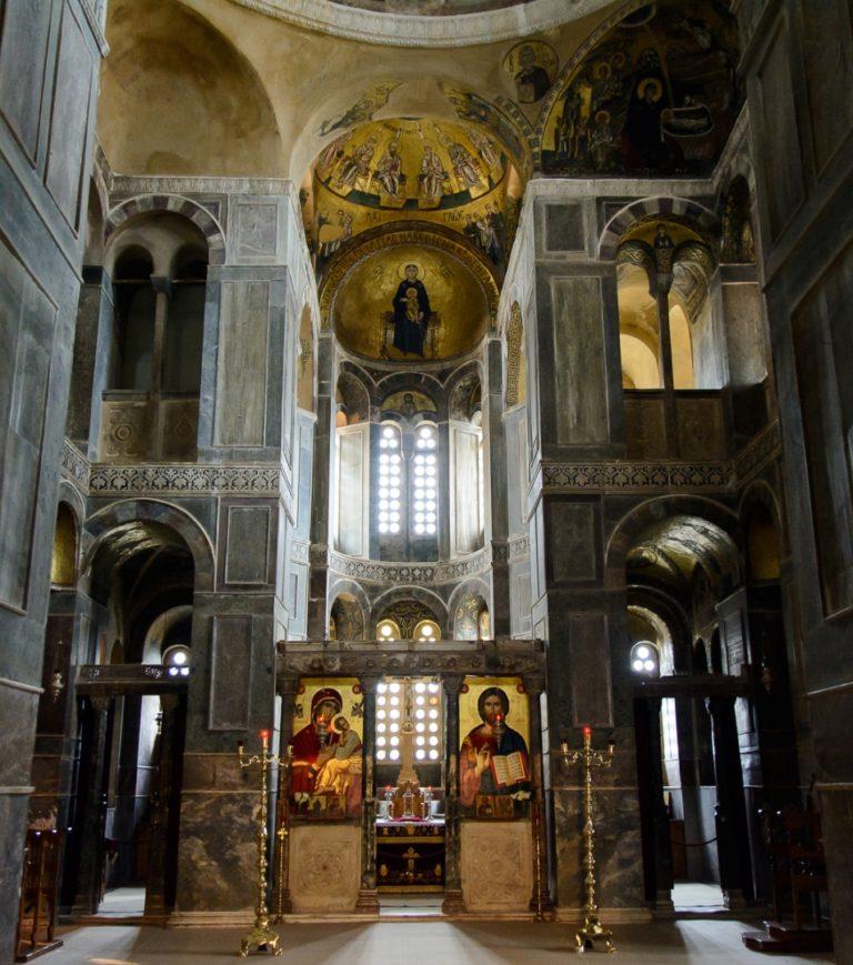 Монастырь св. Луки в Фокиде. XII в.