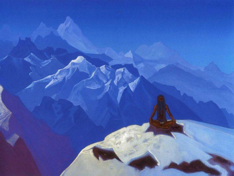 На высотах (Тумо). 1936