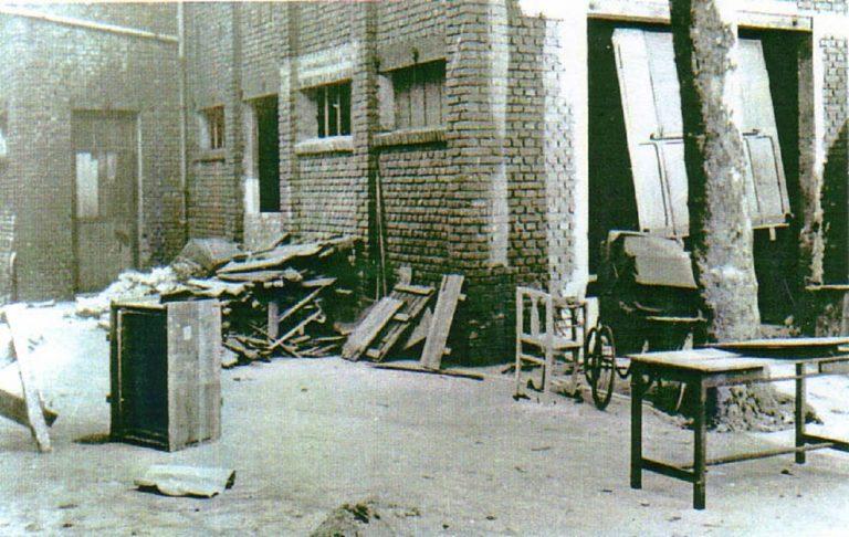 Начало строительства церкви Покрова Пресвятой Богородицы на улице Лурмель в Париже
