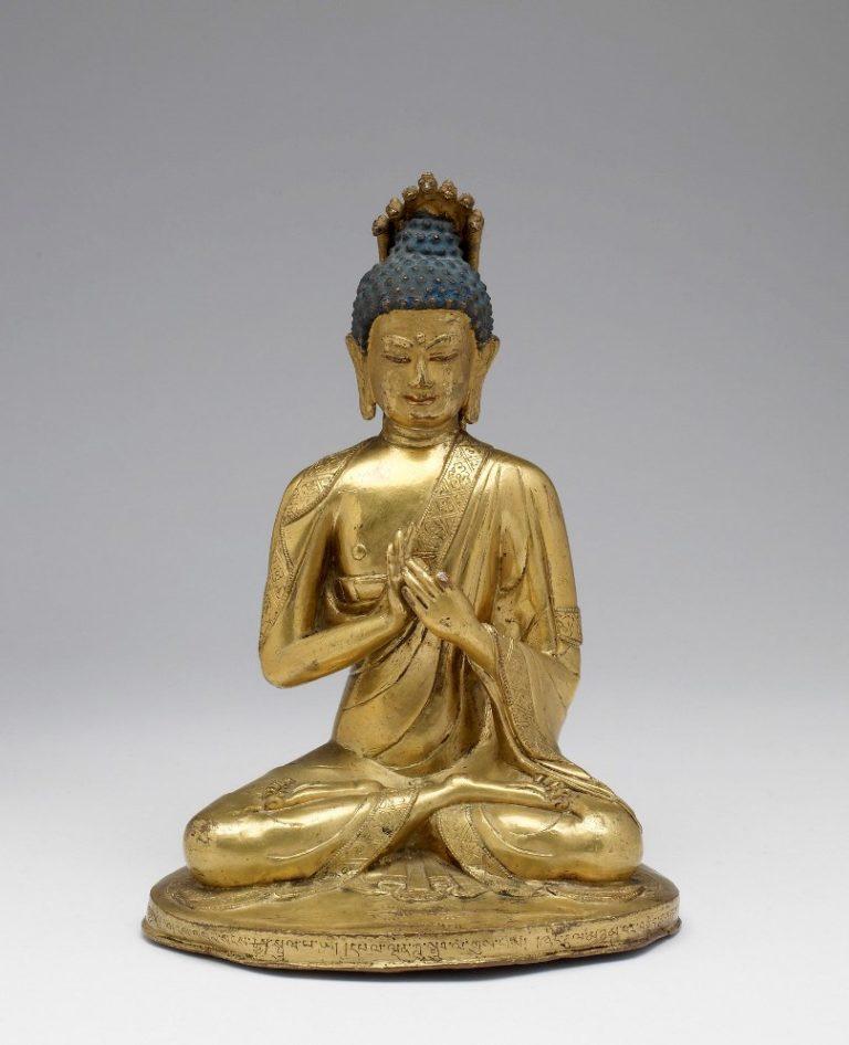 Нагарджуна. Тибет, XVII в.