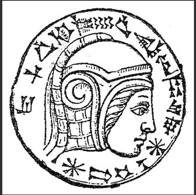 Навуходоносор II (Набу-кудурри-уцур, букв. «Набу, первенца храни»; ок. 634—562 до н.э.)