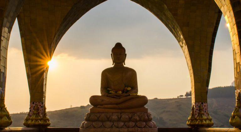 Недремлющий Будда