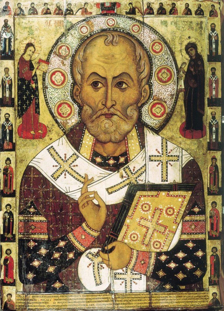 Никола Липный. XIII в.