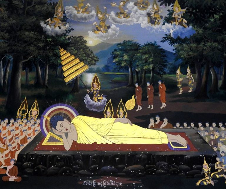 Нирваны Будды