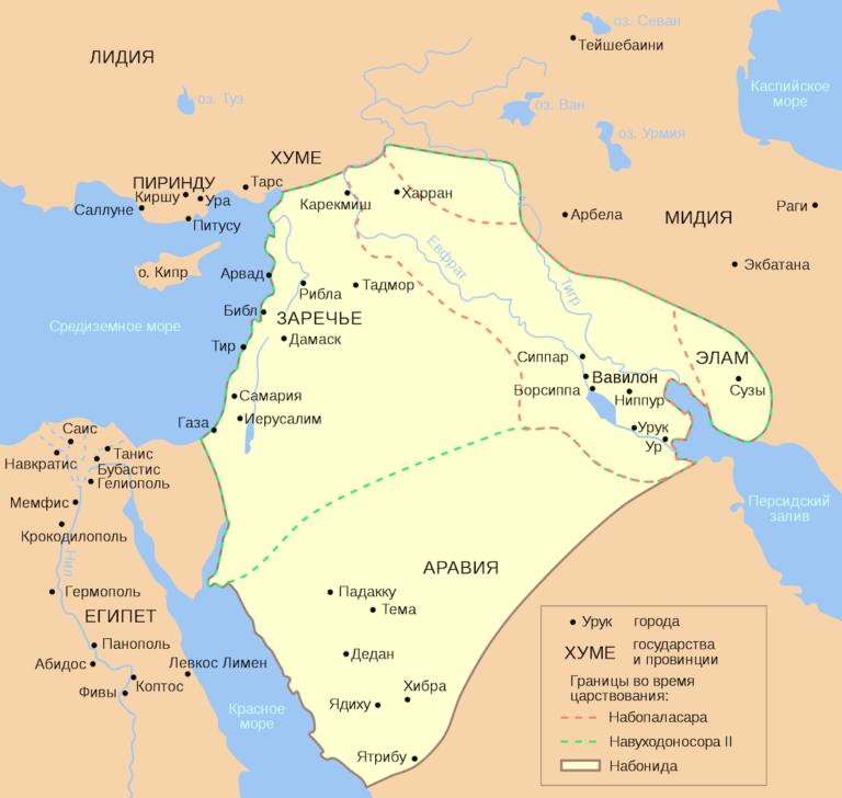 Нововавилонское царство (Второе Вавилонское царство)