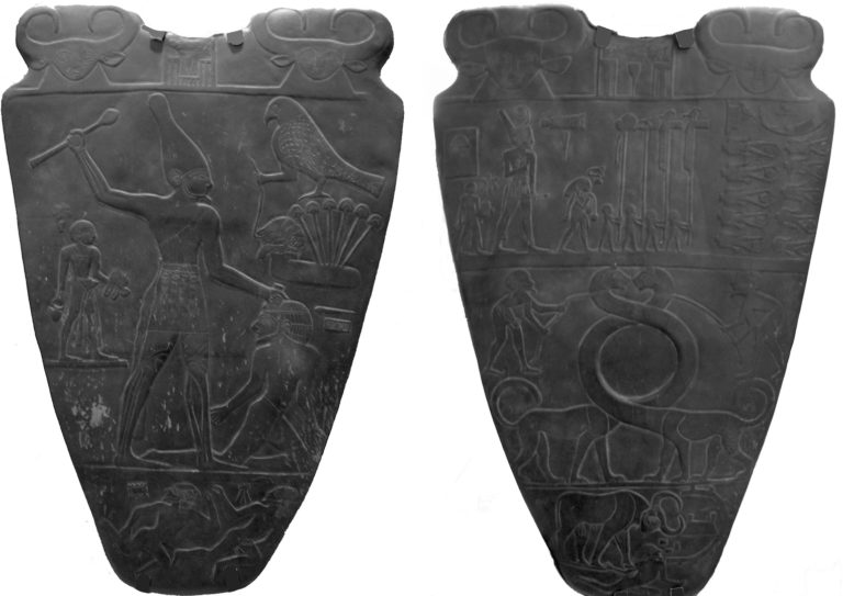 Палетка фараона Нармера Конец IV тыс. до н.э.