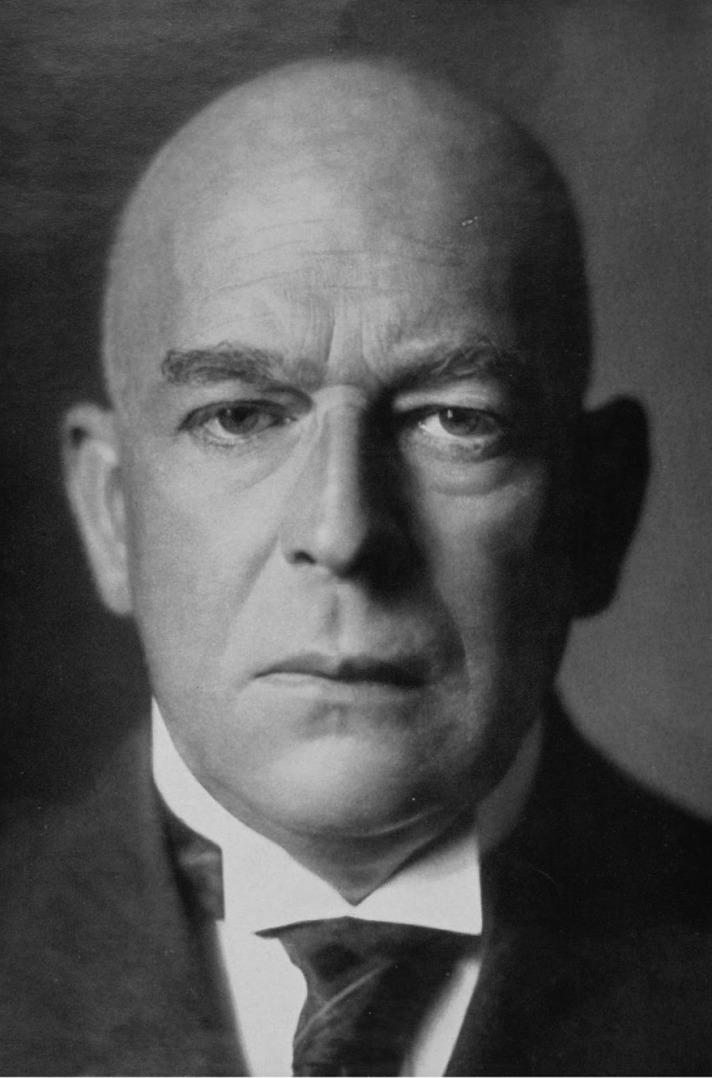 Освальд Шпенглер (нем. Oswald Arnold Gottfried Spengler; 1880-1936)