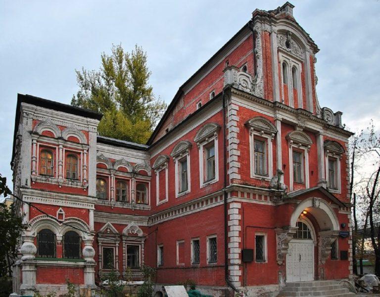 Палаты Аверкия Кириллова. 2-я половина XVII в.