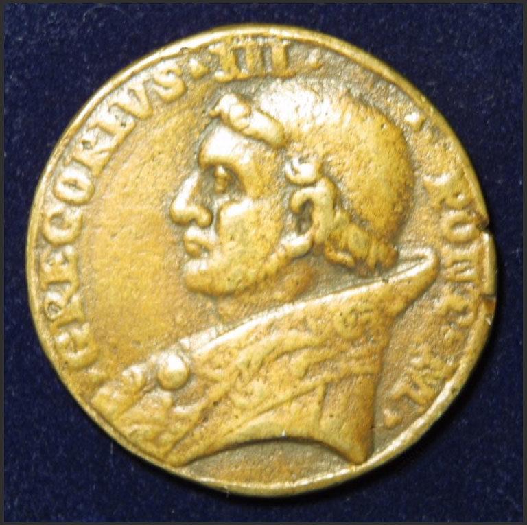Папа Григорий III