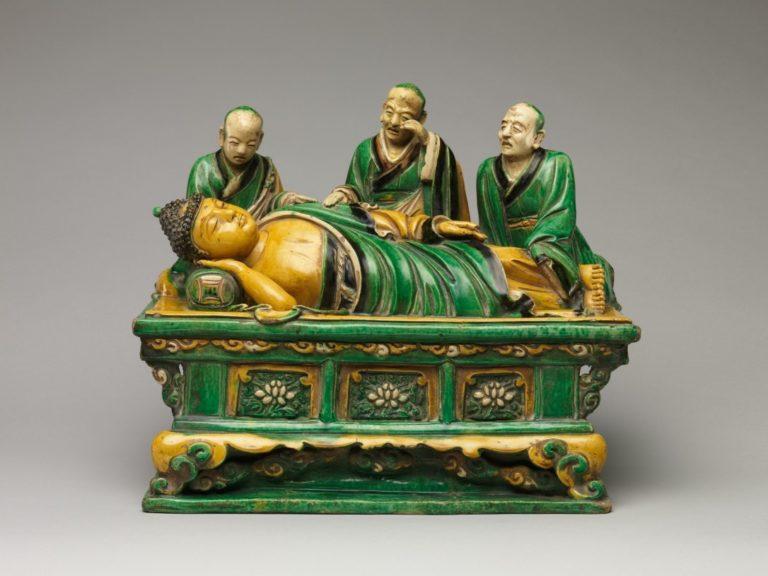 Паринирвана Будды. 1503 г.